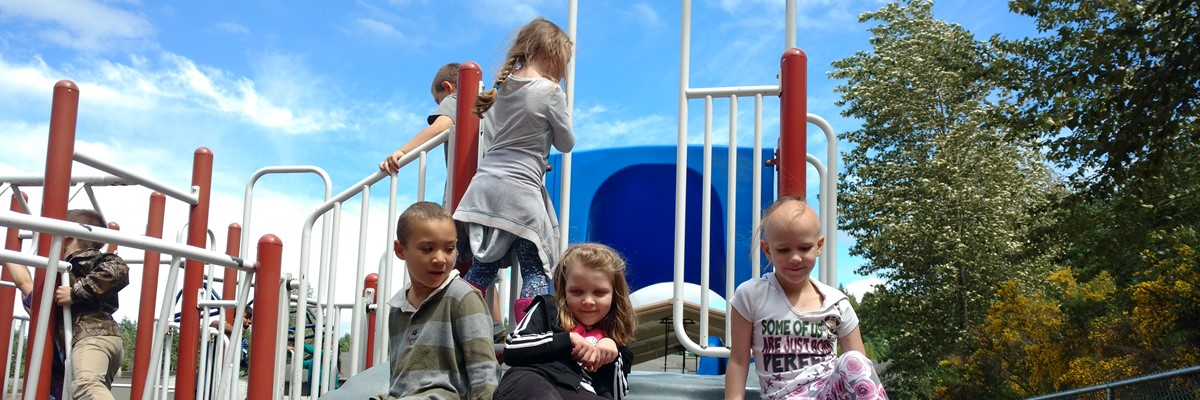 More Playground Friends